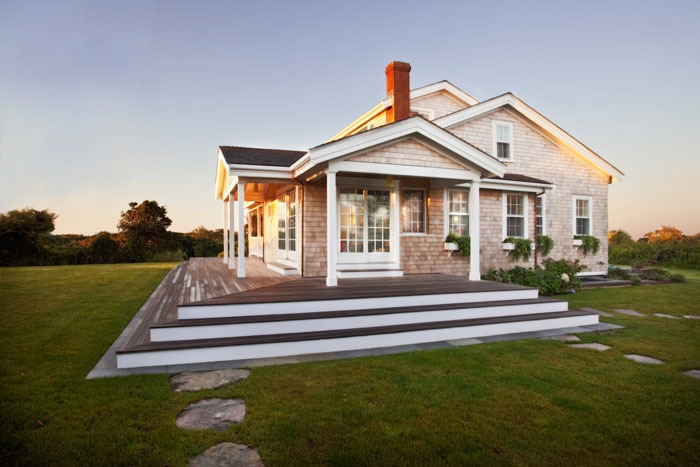 Nantucket Architecture Group Outdoors